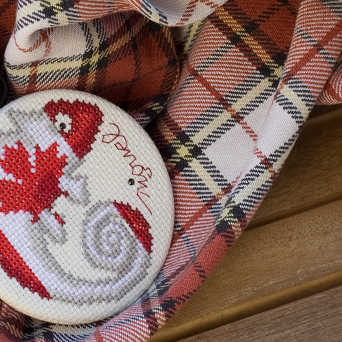 Kit de broderie au point de croix MIGUEL Canada